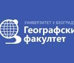 geografski fakultet beograd