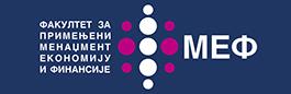 mef fakultet beograd logo
