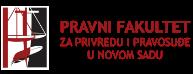 pravni-fakultet-za-privredu-i-pravosudje istaknut logo