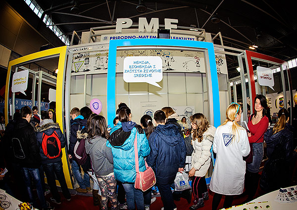 how to create a pmf
