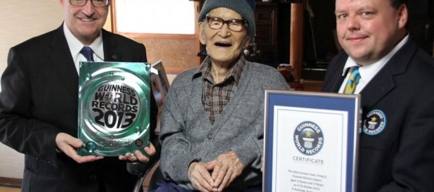 Preminuo najstariji muškarac u istoriji