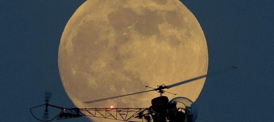 Posmatrajte Super Mesec
