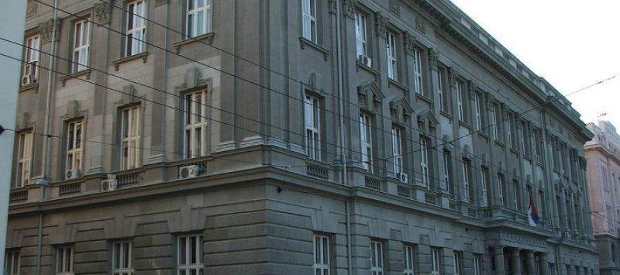 Dan praktikanata sutra na Platou Filološkog fakulteta u Beogradu