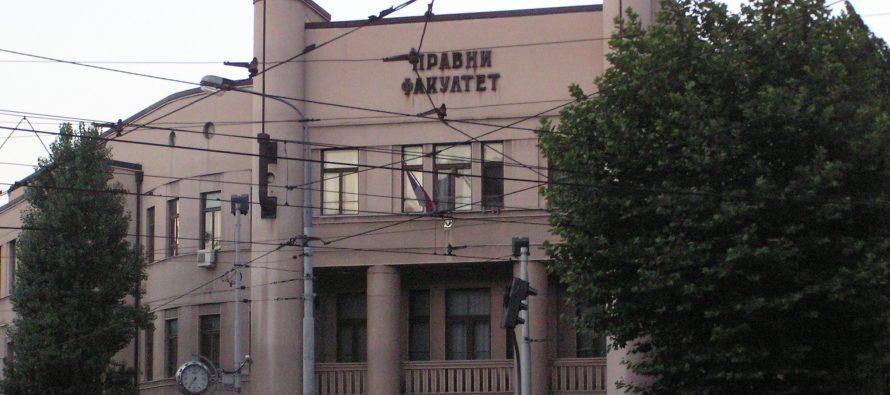 """Savetovanje studenata: """"Menjam tremu za pripremu"""" na Pravnom fakultetu u Beogradu"""