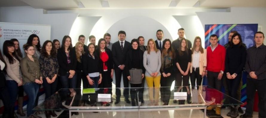 Otvorena praksa Fonda za mlade talente u Telekomu