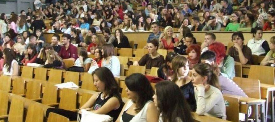 Studenti razočarani uslovima studiranja
