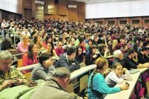 Protest studenata Filološkog fakulteta u Beogradu!