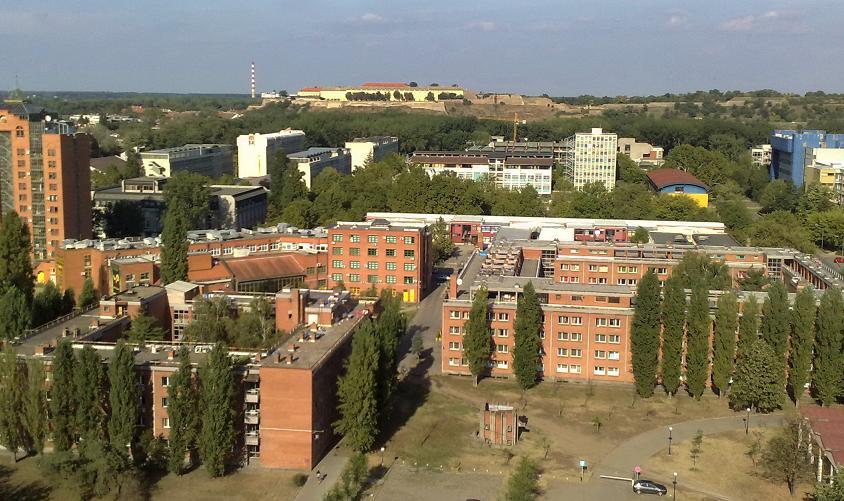 univerzitetski kampus novi sad