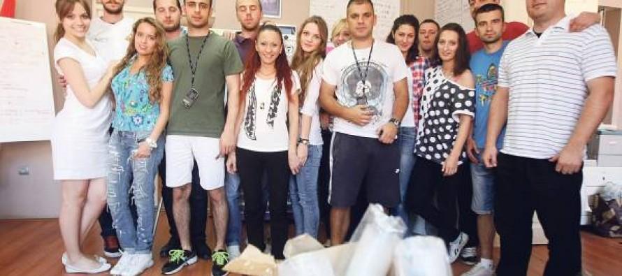 Centar za podršku studentima: Konkurs za prijem volontera