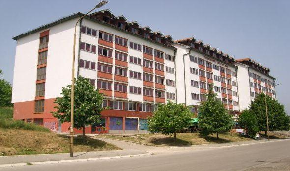studentski centar bor 2
