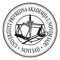 univerzitet privredna akademija
