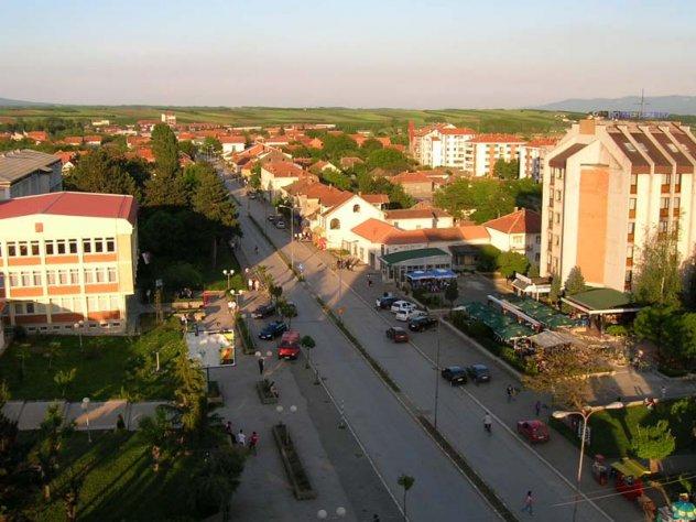 Blace - studentski grad