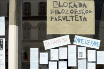 Uprava Filozofskog pokrenula disciplinski postupak protiv studenata