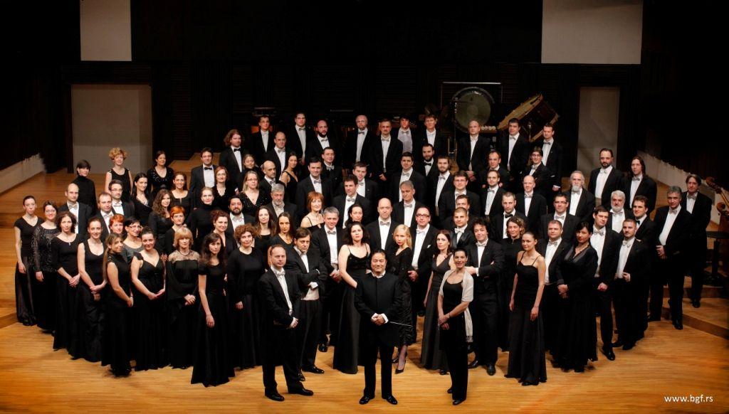 Filharmonija nastupila u Beogradu