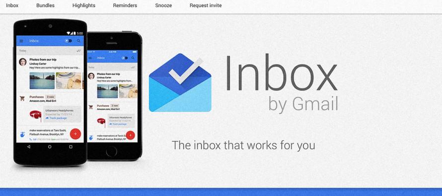 Gugl ponudio novu imejl aplikaciju