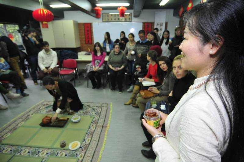 Dan kineske kulture čaja. Foto: R. Getel/24 sata