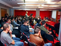 sala za predavanje
