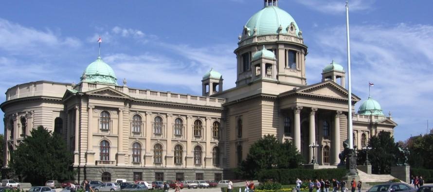 Studenti simuliraju Evropsku uniju u Beogradu