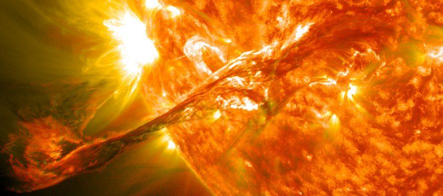 Sunce podivljalo – šesta solarna baklja u nedelju dana