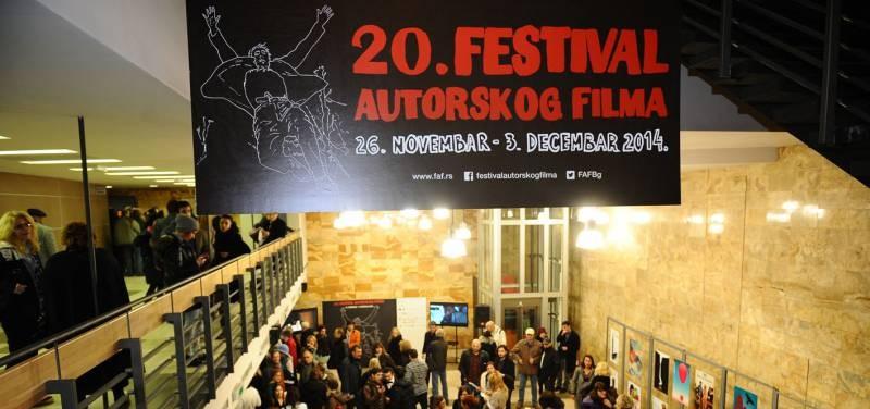Otvoren 20. Festival autorskog filma