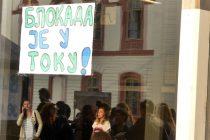 Savet Filozofskog fakulteta apeluje na prekid blokade