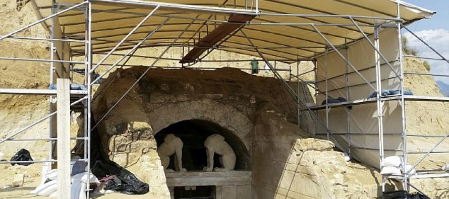 Pronađeni ostaci Aleksandra Velikog?