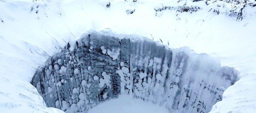 Otkriva se tajna misterioznih kratera u Sibiru