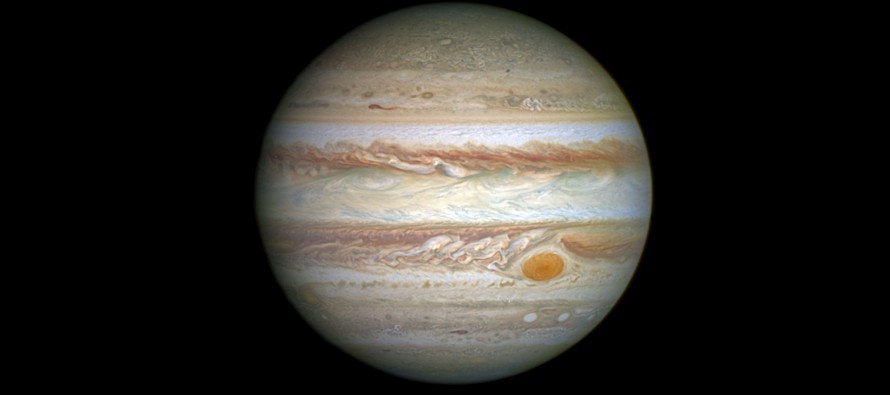 Rešena misterija velike crvene pege na Jupiteru