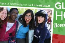 Volonteri iz inostranstva kao gosti u Srbiji