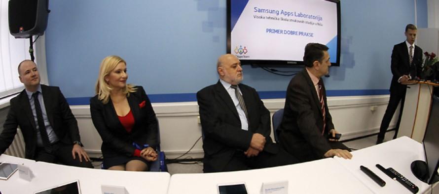 Laboratorija znanja na novosadskom FTN