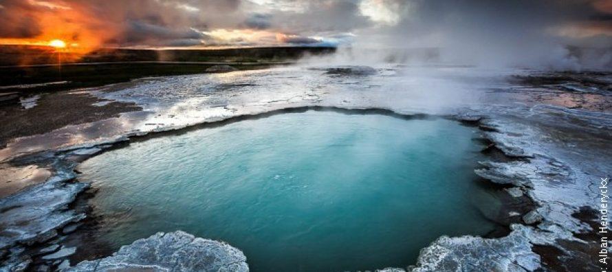 Zemlja u kojoj se spajaju vatra i led