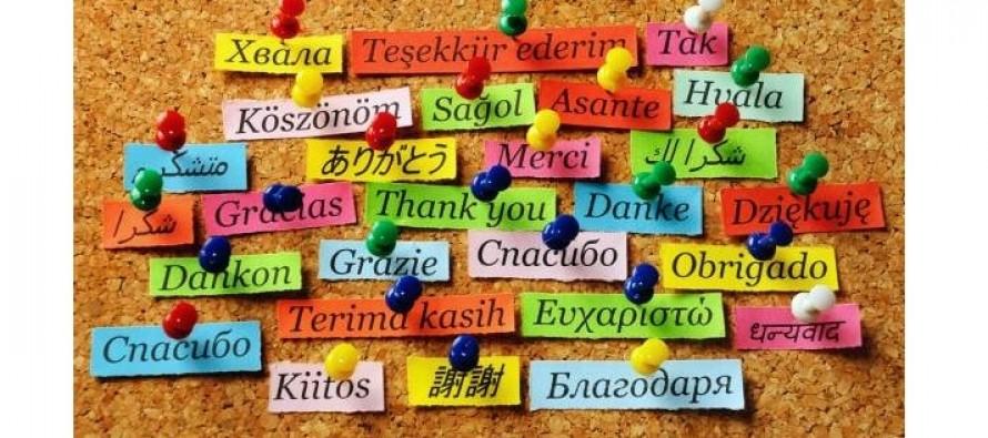 Kad je nastao jezik od kojeg je nastalo 400 jezika?