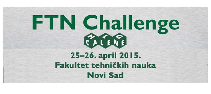 Takmičenje za srednjoškolce i studente – FTN Challenge