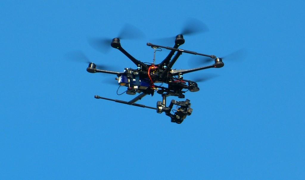 dron-let