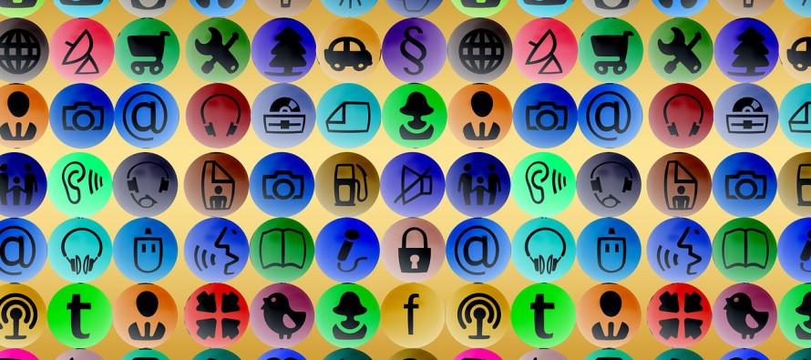Aplikacija za dizajniranje ikonica