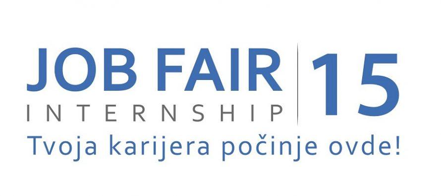 """Počeo """"Job Fair"""" u Nišu"""