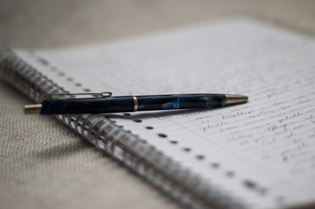 pisanje-beleški