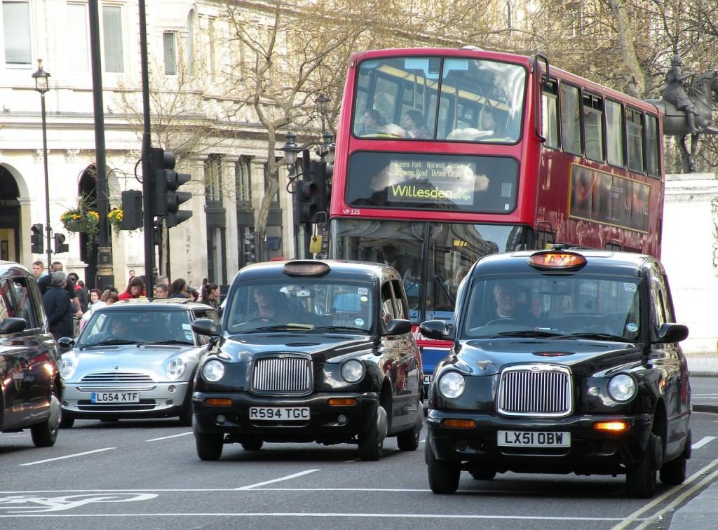 London-saobracaj