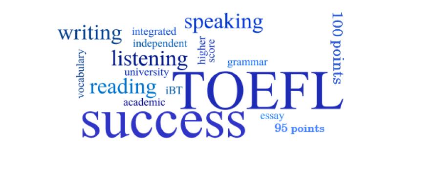 Zablistajte na TOEFL testu