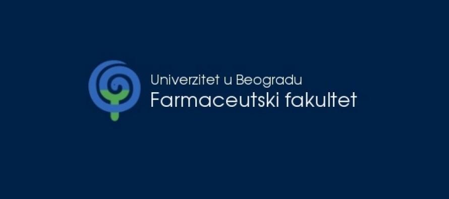 Konačna rang lista i upis – Farmaceutski fakultet Beograd
