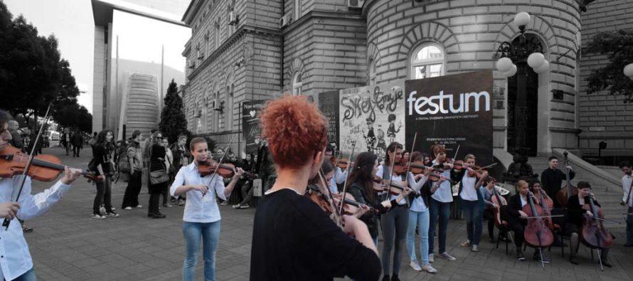 Festival studenata umetničkih fakulteta od 12. do 19. maja