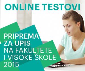 Online testovi