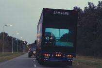 Samsungovo rešenje za bezbedno preticanje