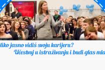"""Serbia Youth Voice"" – Budi i Ti glas mladih u Srbiji"