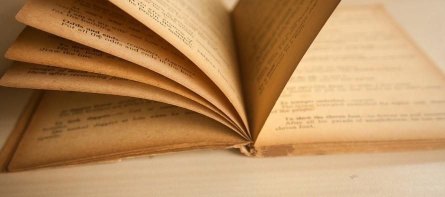 Zašto stare knjige i novine požute?
