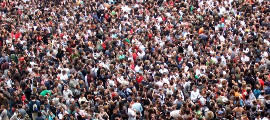 Na svetu sve više ljudi