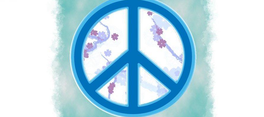Kako je nastao simbol mira