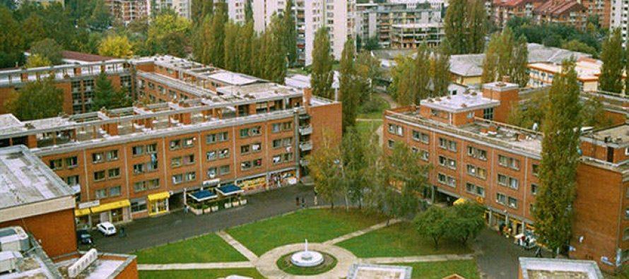 Renoviranje studentskih domova u Novom Sadu