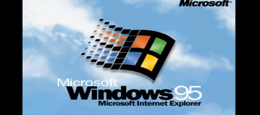 Na današnji dan pre 20 godina nastao Windows 95