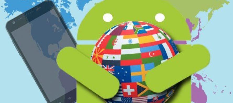 Novi Android: Prevođenje na više od 90 jezika